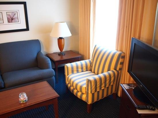 Residence Inn Los Angeles Westlake Village: Lounge
