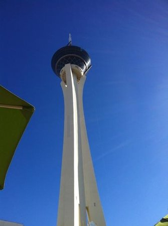 Stratosphere Hotel, Casino and Tower: la torre