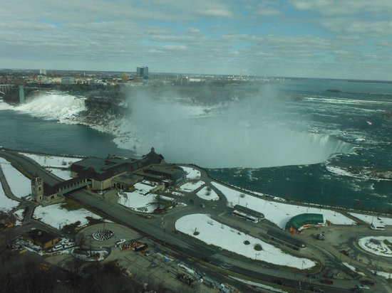 Niagara Falls Marriott Fallsview Hotel & Spa: another view