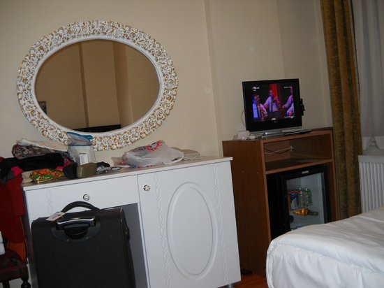 Star Hotel Istanbul: Twin Room