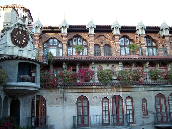 The Mission Inn Hotel and Spa: Exterior