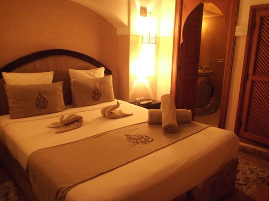 Riad Dar Beldia: Double room