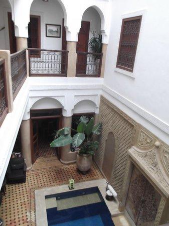Riad Dar Beldia: View from room