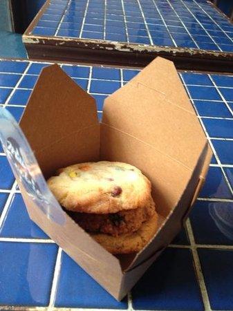 Milk and Cookies Bakery: Cookies