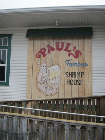 Paul's Shrimp House