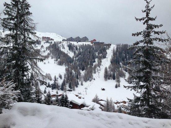 Chalet Marmotte : Views