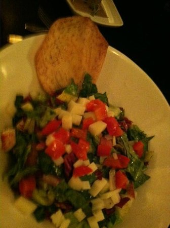 Lawson Pub: Superfine salad. Great color and flavors