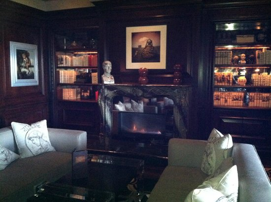 The Langham Huntington, Pasadena, Los Angeles: Lounge
