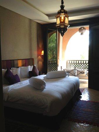 "Palais Aziza & Spa: Our ""standard"" room."