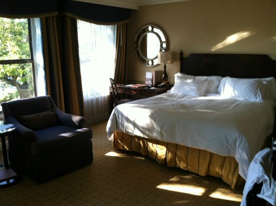 The Langham Huntington, Pasadena, Los Angeles: Standard room