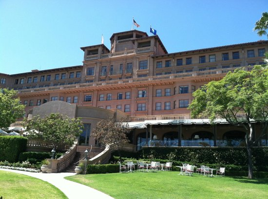 The Langham Huntington, Pasadena, Los Angeles: Exterior