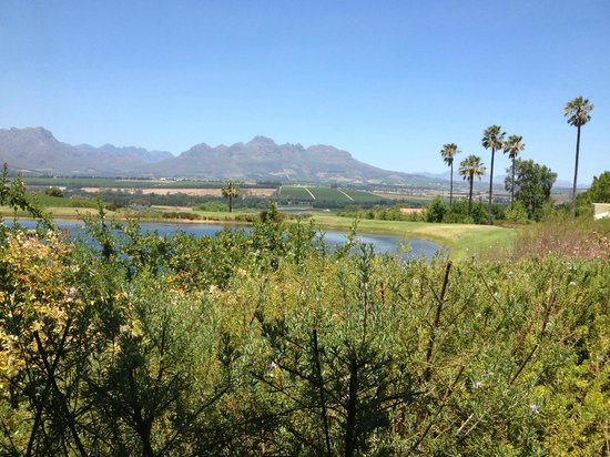 Asara Wine Estate & Hotel: View