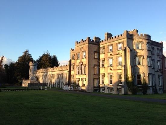 Ballyseede Castle: Back of castle