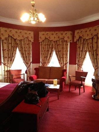 Ballyseede Castle: Coghill room