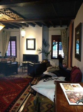 Novecento Boutique Hotel: Холл на 3 этаже