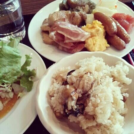 Richmond Hotel Obihiro-ekimae: 朝食が美味しかったです♪