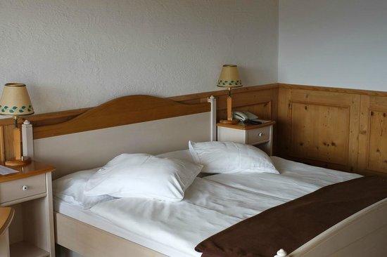 Hôtel de l'Etrier : Double Bed