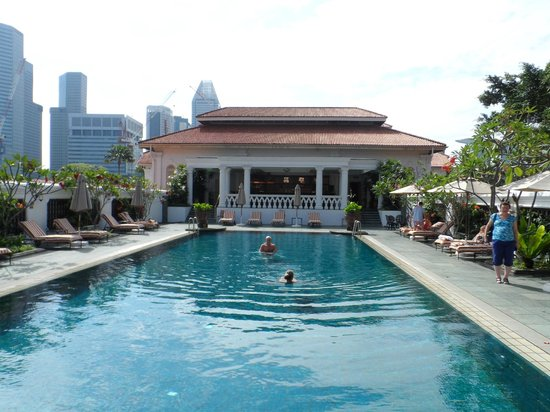Singapore Gardens By The Bay Picture Of Raffles Hotel Singapore Singapore Tripadvisor