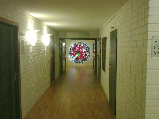 Bergendal: corridors