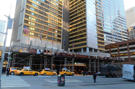 Sheraton New York Times Square Hotel: Le Sheraton Times Sq