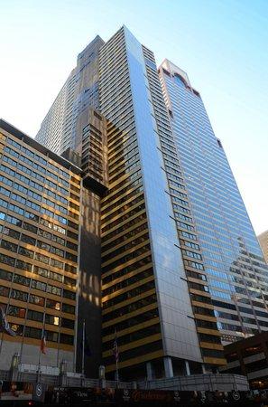 Sheraton New York Times Square Hotel: Sheraton Times sq