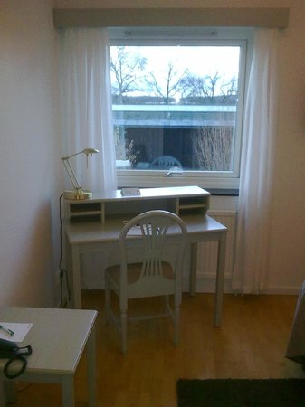 Bergendal: room
