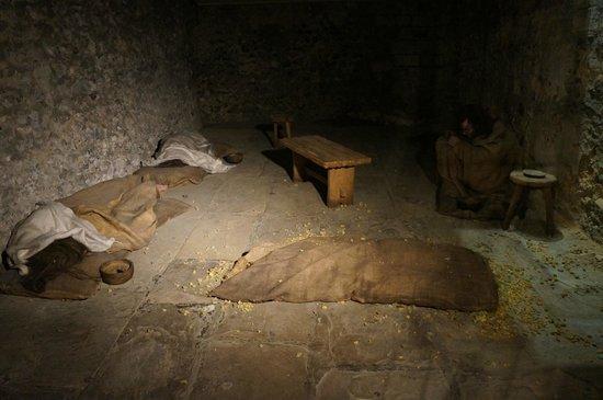 Norwich Castle: You wouldn't have wanted to be a prisoner!