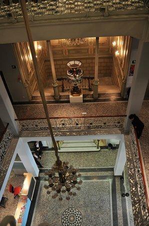 Museo Nacional de Artes Decorativas : interior del museo