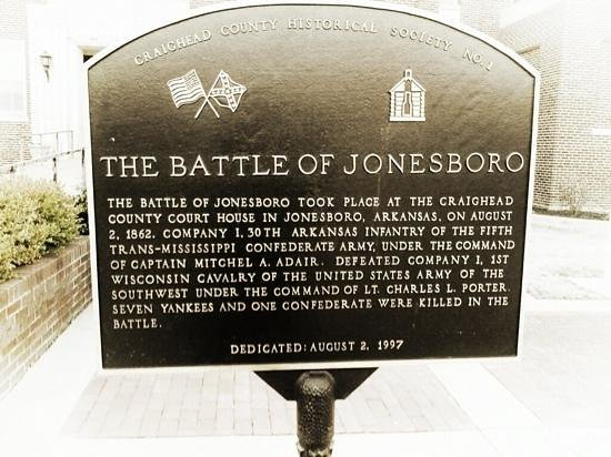 an introduction to the history of the jonesboro arkansas incident Location of west memphis in crittenden county, arkansas west memphis,  history pre-european  three documentaries have been made about the incident,.