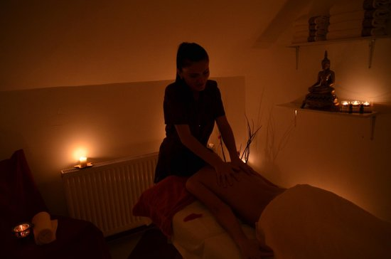 Sacele, Rumania: Spa-Masage room
