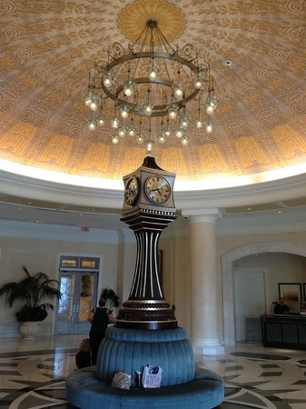 Waldorf Astoria Orlando: Beautiful entryway