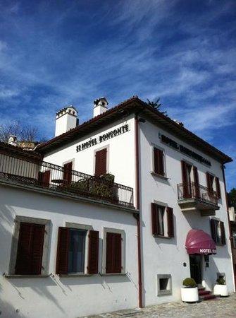 Hotel Bonconte: facciata
