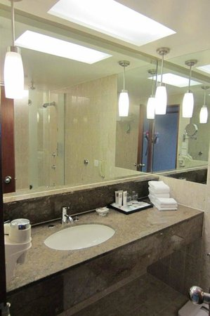 Swissotel The Stamford Singapore: Basin