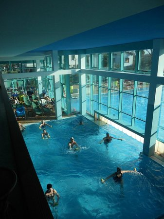 Hotel Abano Terme Cristoforo: acquagym