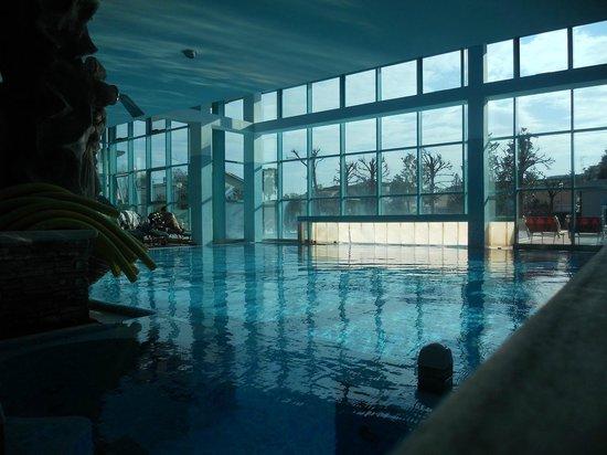 Hotel Abano Terme Cristoforo: piscina interna