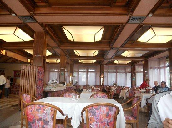 Hotel Abano Terme Cristoforo: sala colazioni