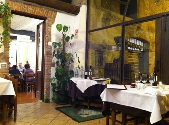 Cascina Capuzza - Selva Capuzza : interno e veranda