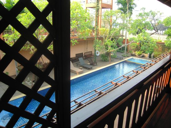 Baan U Sabai Boutique House: Piscine