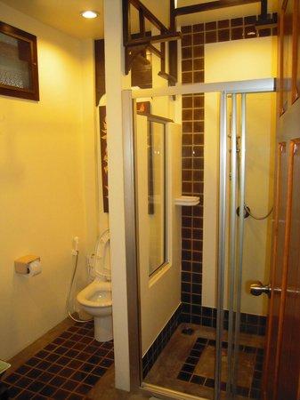 Baan U Sabai Boutique House : Salle de bain