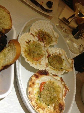 Hotel San Paolo : ужин