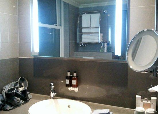 Radisson Blu Edwardian Mercer Street Hotel: baño