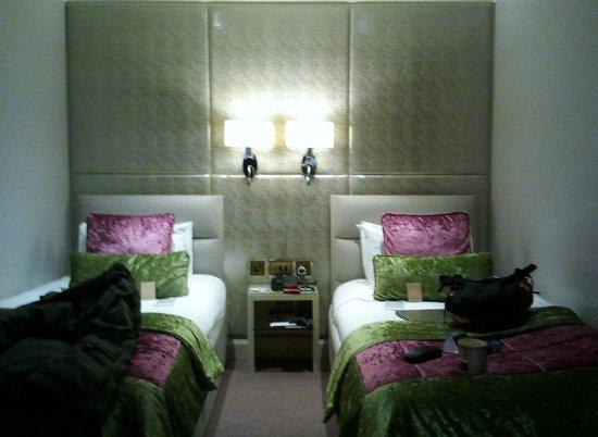 Radisson Blu Edwardian Mercer Street Hotel: habitacion 517