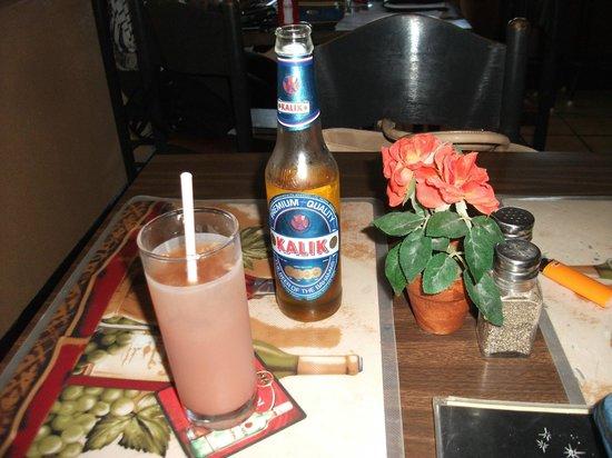Sammy's Place: Famous 'Rum Punch' & Kahlik