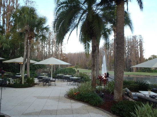 Saddlebrook Resort Tampa : Restaurant