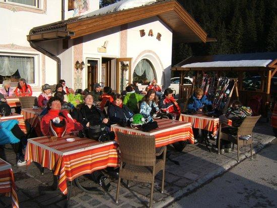 Hotel Malita: Schnee, Sonne, Kafee, Relax, Malita ...