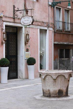Hotel Campiello: ingresso