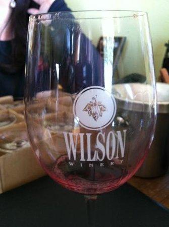 Wilson Winery: such fun!
