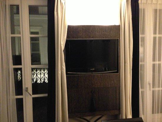 Les Jardins de la Villa & Spa: Room