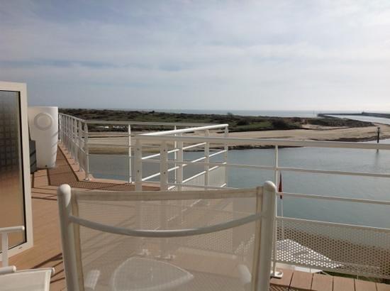 Hotel de la Marine : vue chambre 205