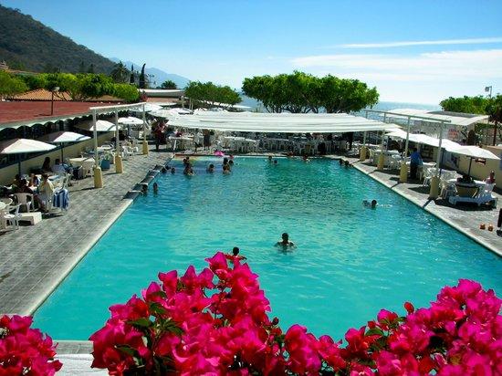 Hotel Balneario San Juan Cosala: Alberca principal